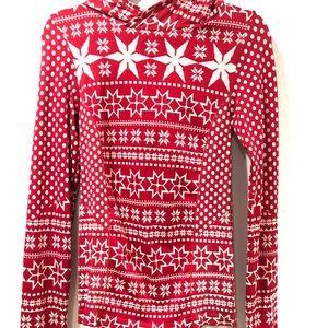 Dri-Fit Long Sleeve Holiday Women's Workout Shirt